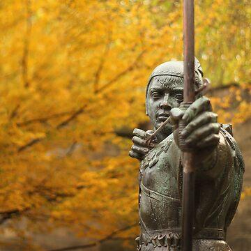 Robin Hood by chrisb27
