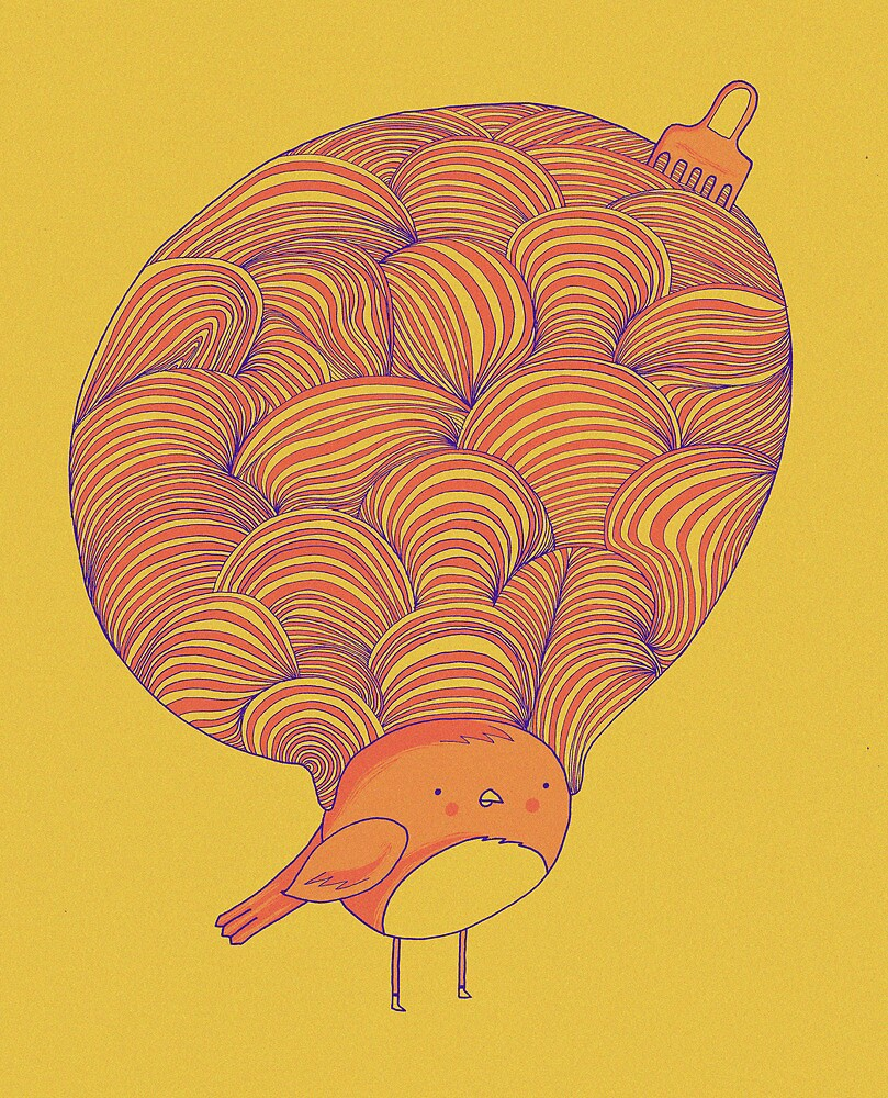 afrobird by Randyotter