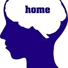 Brain Home by Rich Anderson