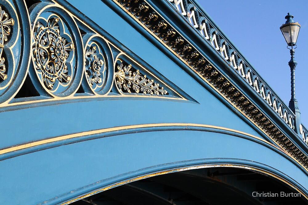 Trent Bridge of Nottingham by Christian Burton