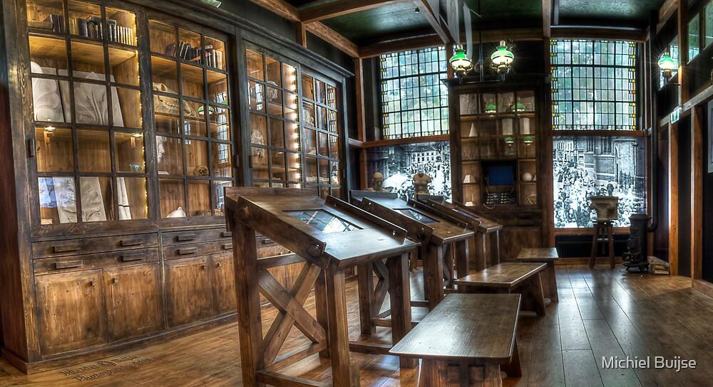 Van Gogh drawingroom by Michiel Buijse