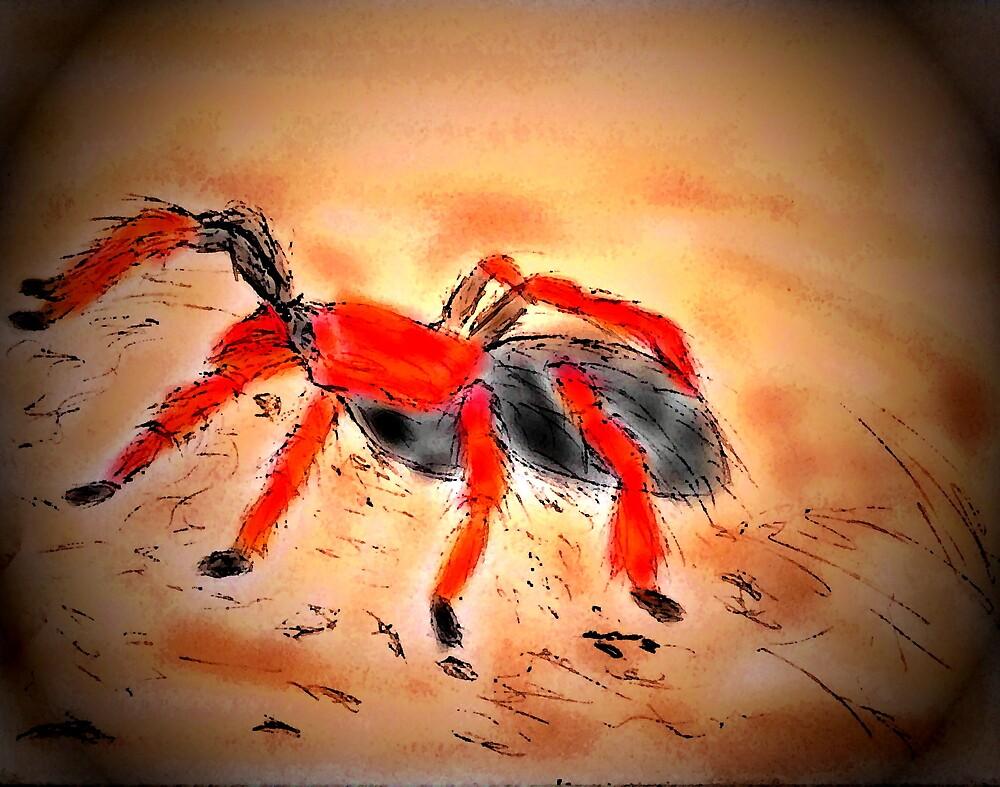 Tarantula by Semmaster