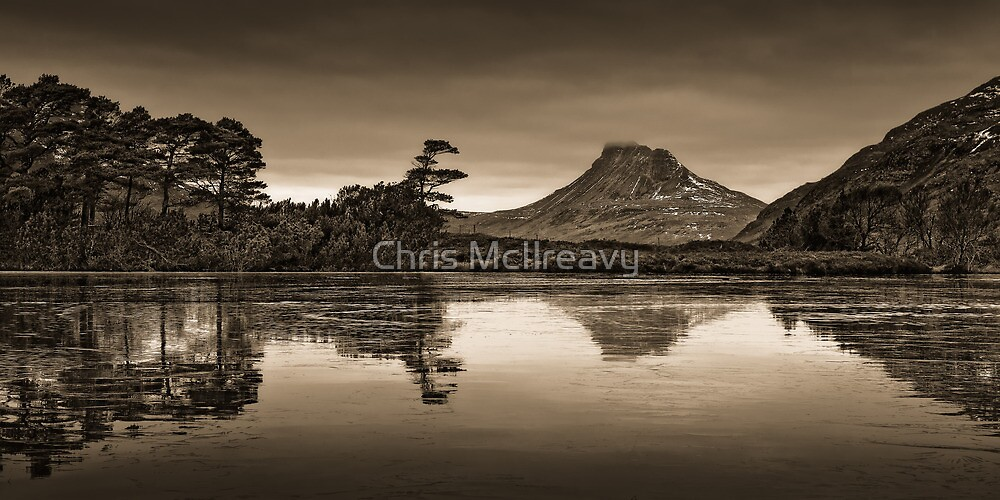 Stac Pollaidh by Chris McIlreavy