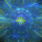 Magical Eight Leaf Clover by pjwuebker