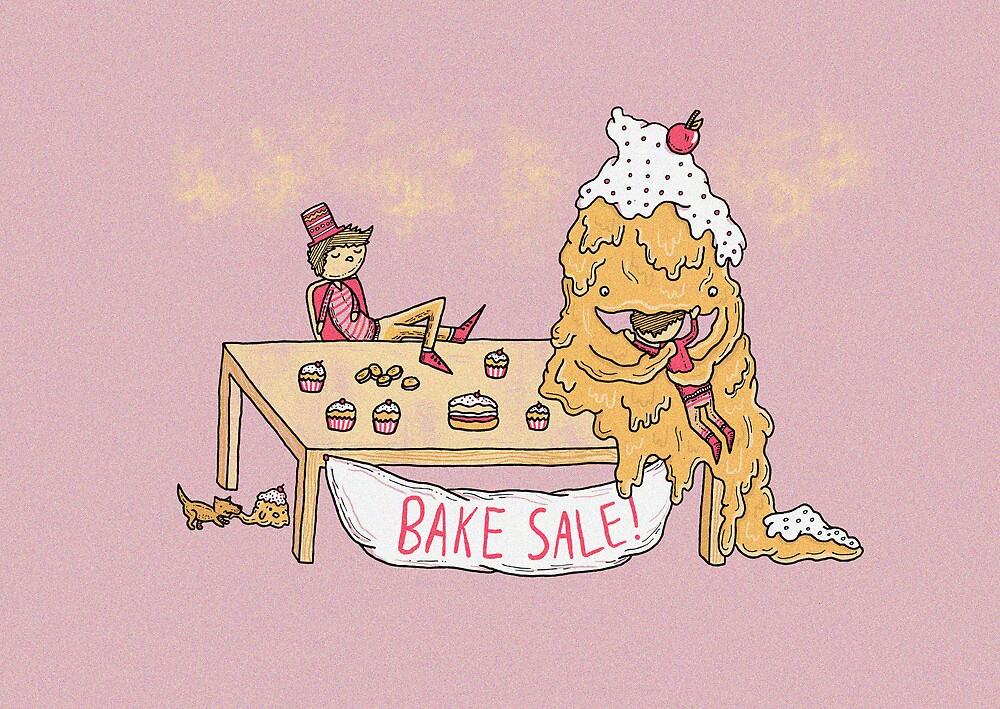 Bake sale by Randyotter