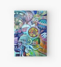 Beautiful Brain Carnival Hardcover Journal