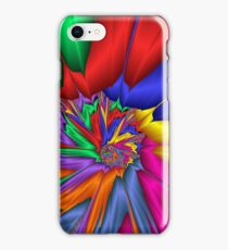 Extreme Rainbow Splash iPhone Case/Skin