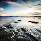 Sunset at Playa Yankee, Nicaragua by Wanagi Zable-Andrews