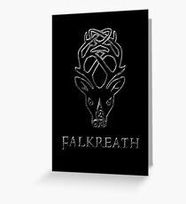 Falkreath Greeting Card
