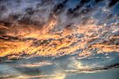 Sunset over New Providence Island (Nassau) in The Bahamas by Jeremy Lavender Photography