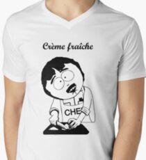 Creme Fraiche South park Men's V-Neck T-Shirt