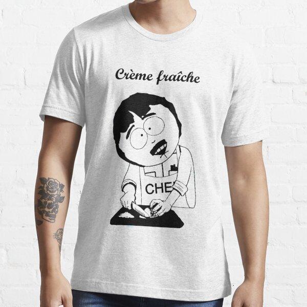 Parque Creme Fraiche South Camiseta esencial