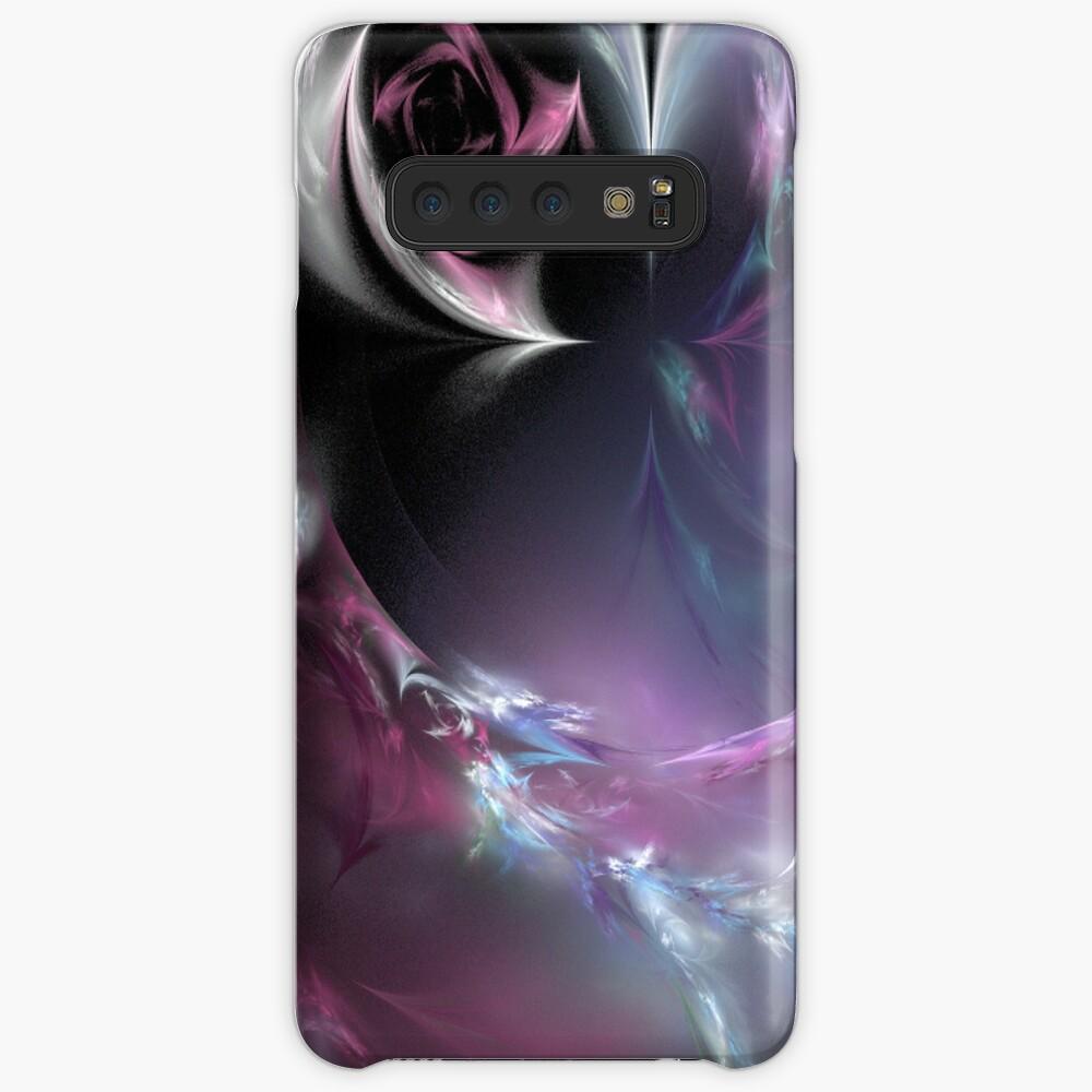 Burgundy Rose Case & Skin for Samsung Galaxy