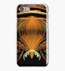 Alien Orange Insect iPhone Case/Skin