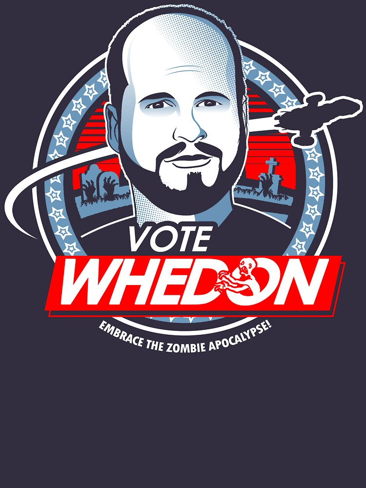 Vote Whedon  | Unisex T-Shirt