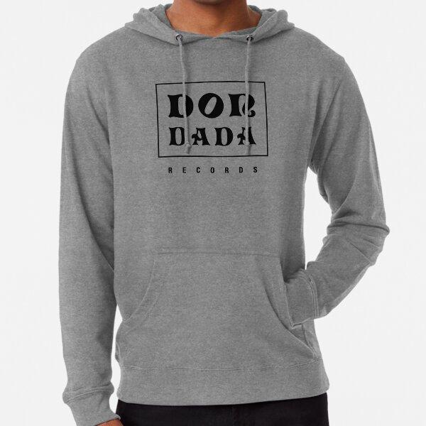 Wann - Don Dada Records logo (noir) Sweat à capuche léger
