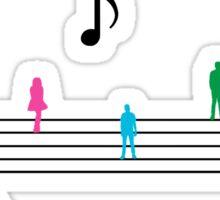 PTX Music Sticker