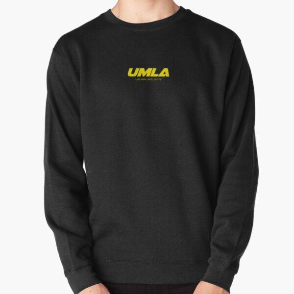 Wann - UMLA logo (jaune) Sweatshirt épais