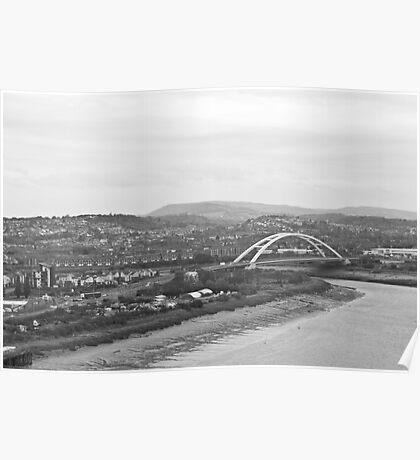 Newport SDR Bridge Poster