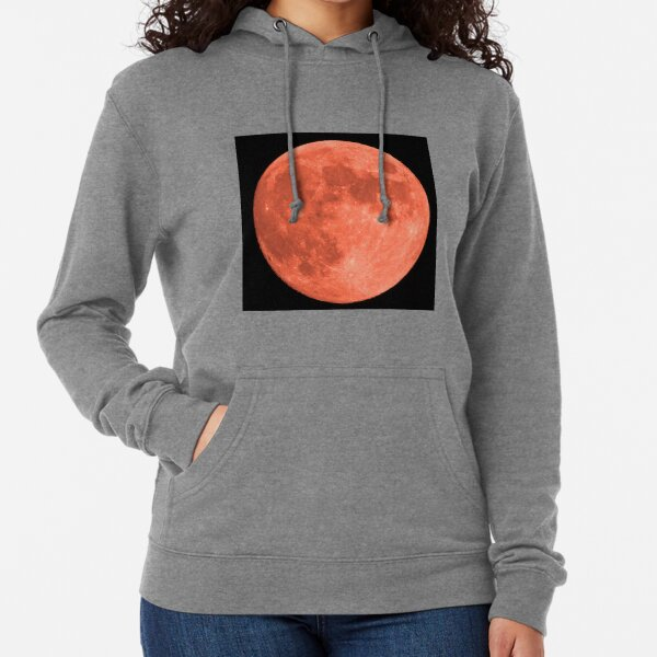 Blood Moon In Lock Down 06/06/20 09:02 Lightweight Hoodie