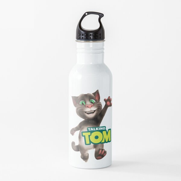 Talking Tom 2 Hero kids Water Bottle