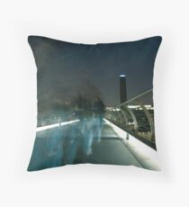 Sequential  Throw Pillow
