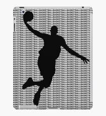 Basketball Jump Shot iPad Case/Skin