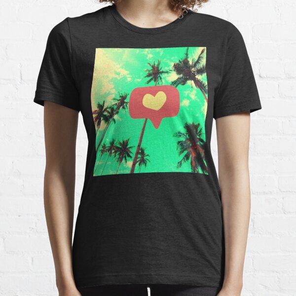 Palmen - I love Essential T-Shirt