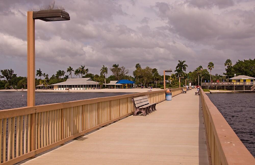 A Walk on the Boardwalk by John  Kapusta