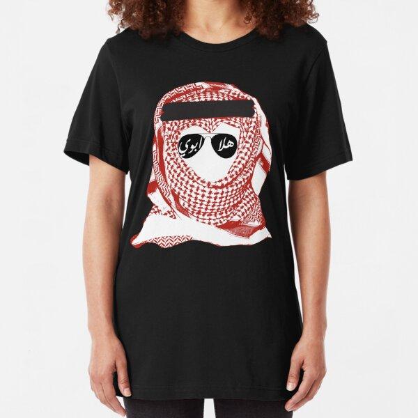khaleeji  Slim Fit T-Shirt