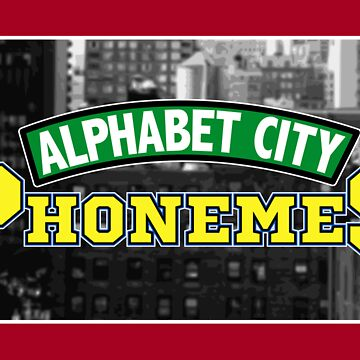 Alphabet City Phonemes by lethalfizzle