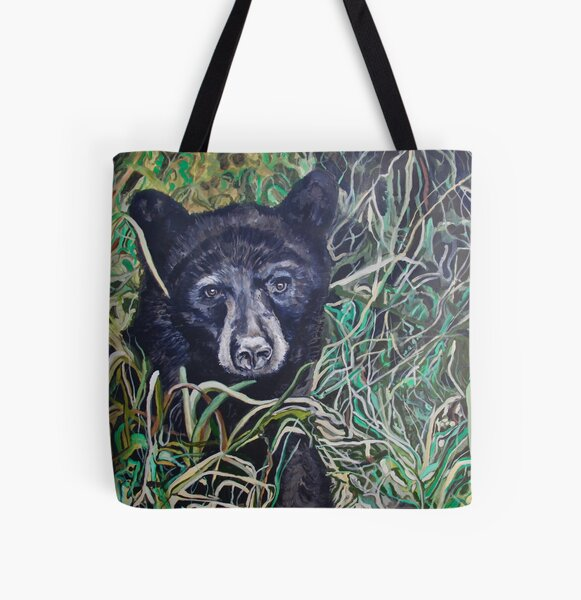 Buford All Over Print Tote Bag