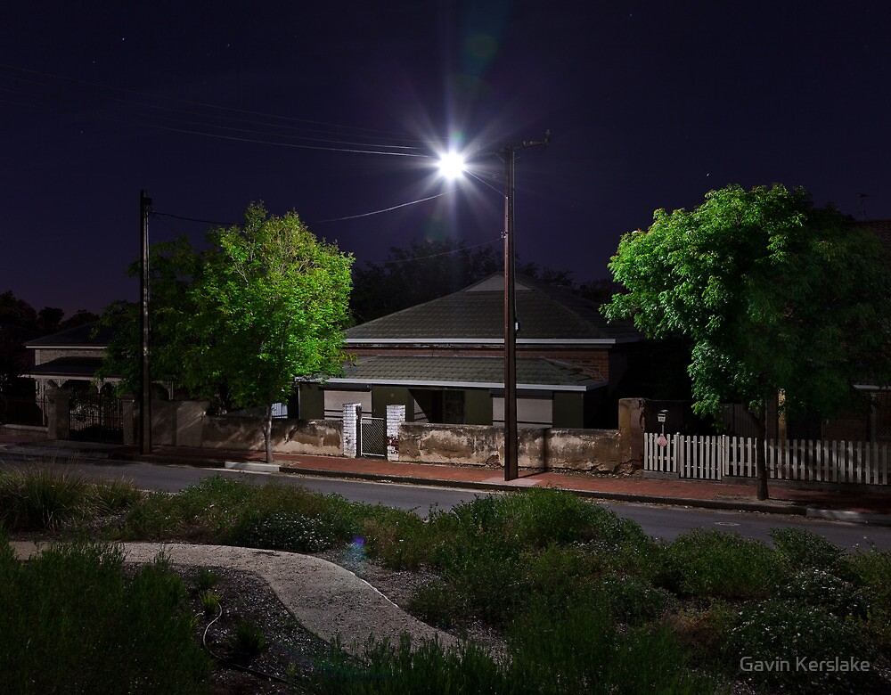 Under the Light by Gavin Kerslake