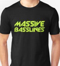 Massive Basslines (Neon) T-Shirt