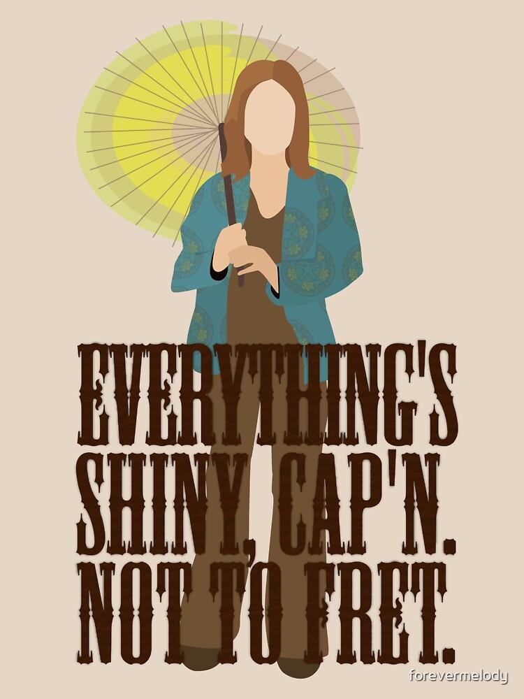 Kaylee - Everything's shiney   Unisex T-Shirt