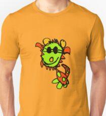 Secret Agent Lion T-Shirt