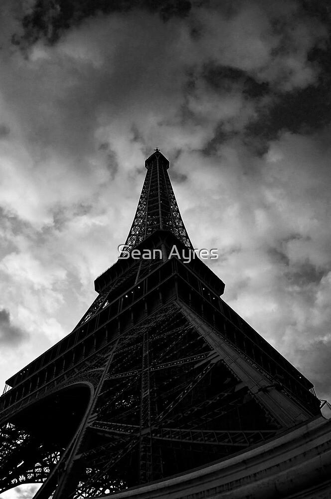 Eiffel Tower by Sean Ayres