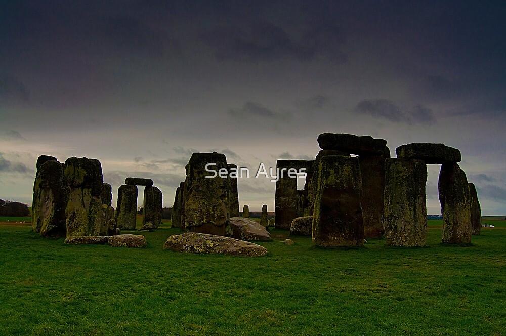 Stone henge by Sean Ayres