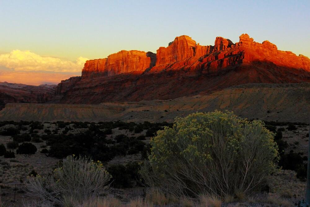 The Edge of Sunset by ekingrn