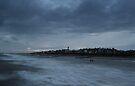 Southwold Beach by Nigel Bangert