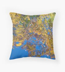 Relative Difference #2 Throw Pillow