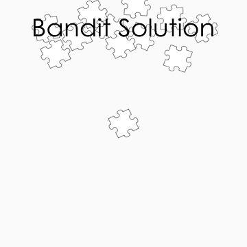 Bandit Solution T-shirt Design 1 by Juiceycar