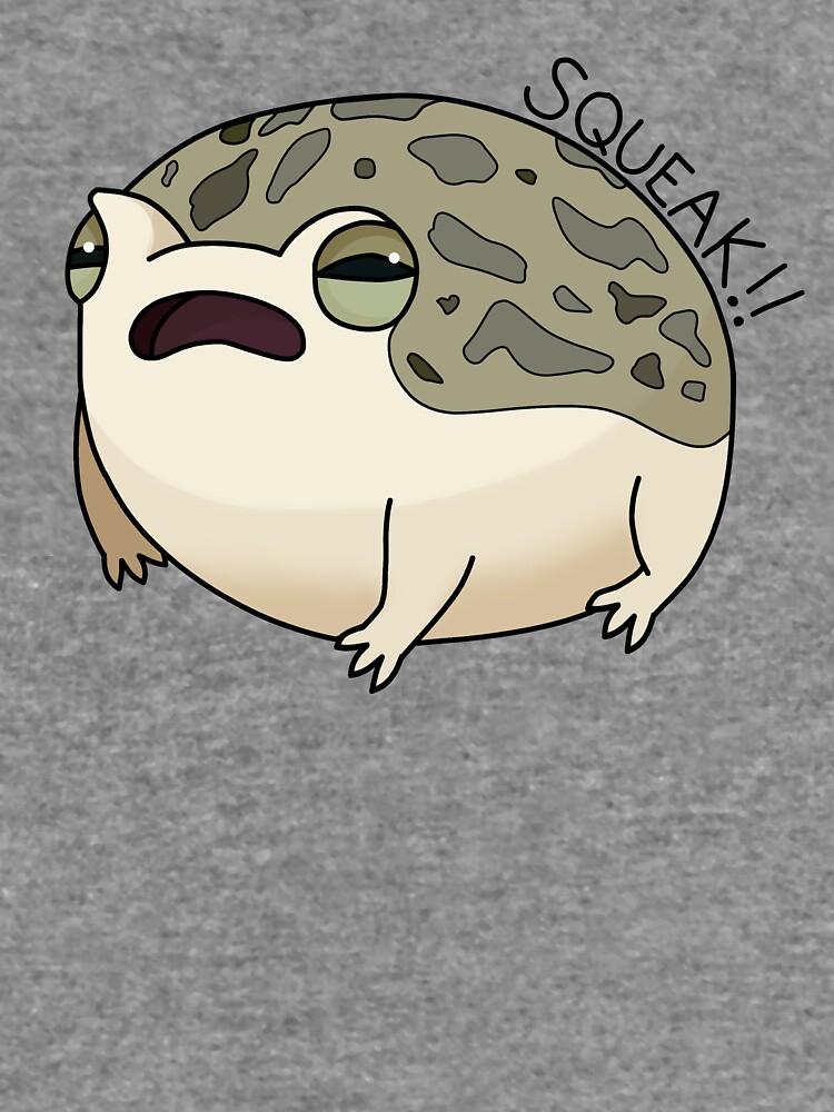 Desert Rain Frog by EmHurst10