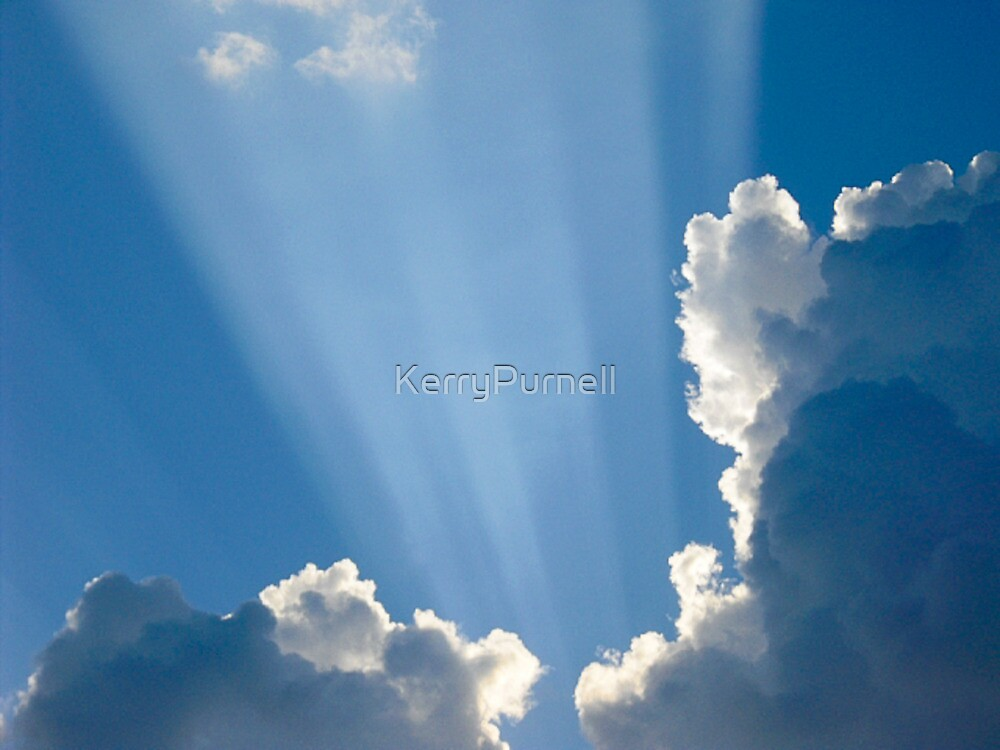 A Little Ray of Sunshine by KerryPurnell