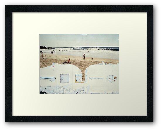 Layers by Steve Leadbeater