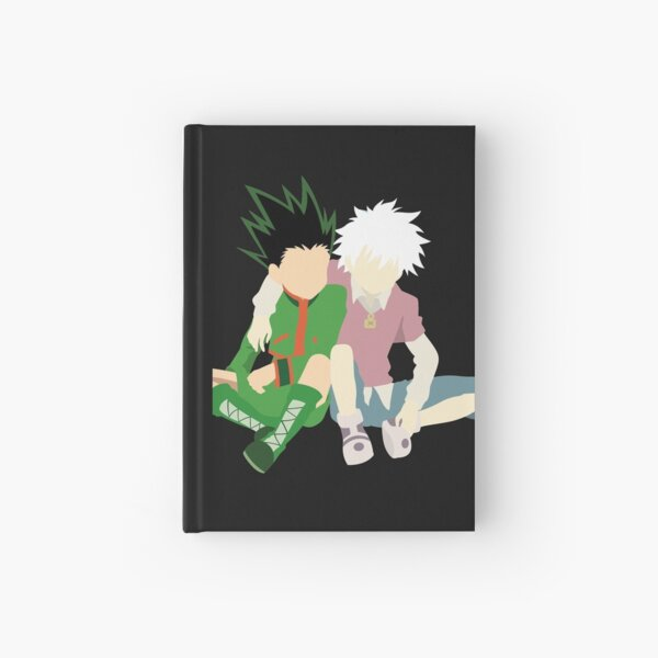 Gon and Kirua !! Hardcover Journal