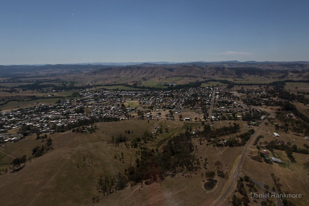 Approach - Dungog by Daniel Rankmore
