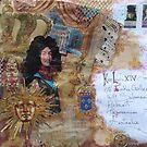 King Louis XIV       by Ian A. Hawkins