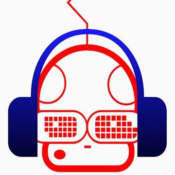 Record Label Logo 2 by SoFreshClothing