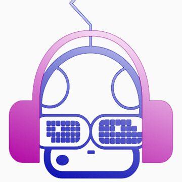 Record Label Logo 5 by SoFreshClothing